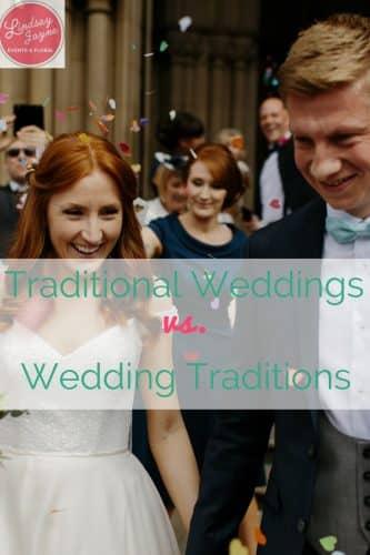 traditional weddings wedding traditions