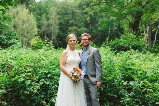 Famington Maine Wedding
