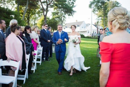 York Maine Wedding