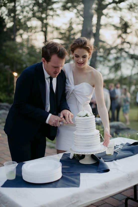 Harpswell Maine Wedding