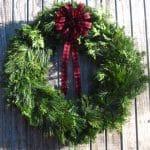 maine christmas wreaths