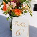 Maine wedding flowers carnations
