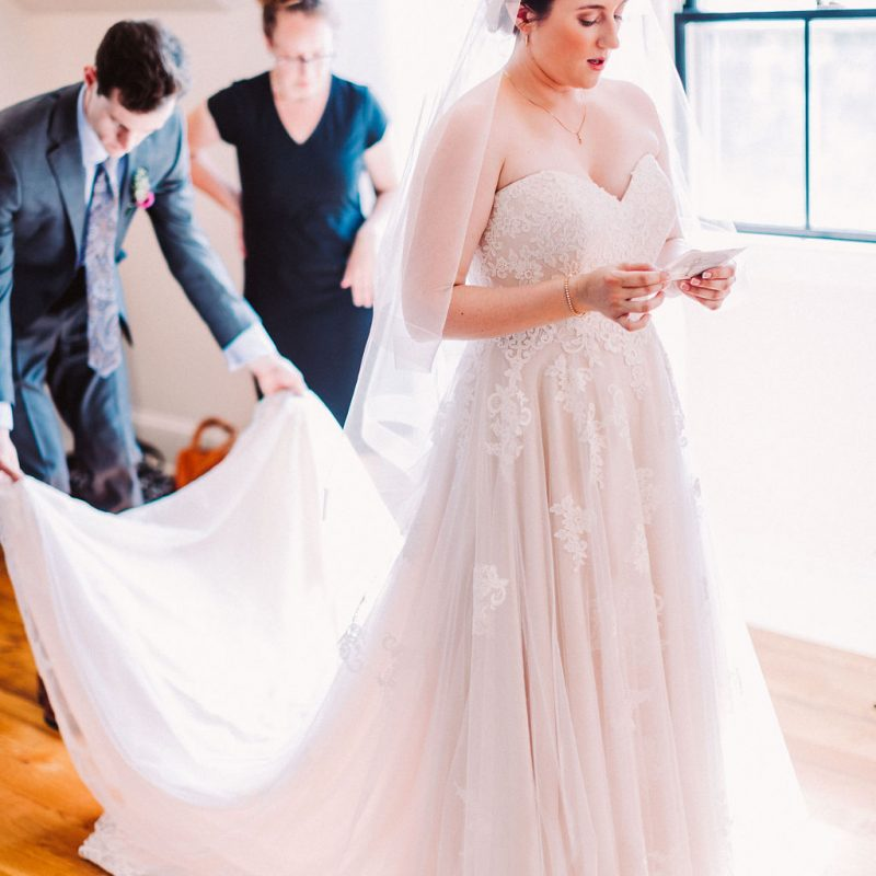 The truth about day of wedding coordination